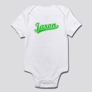 Retro Jaron (Green) Infant Bodysuit