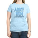 Army Mom and Proud of it Women's Light T-Shirt
