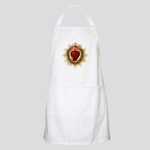 Sacred Heart Light Apron