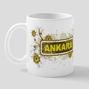 Flora Ankara Mug