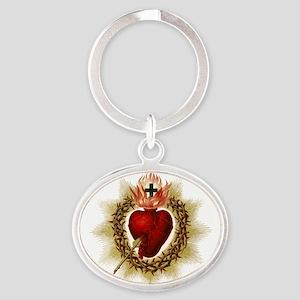 Sacred Heart Keychains