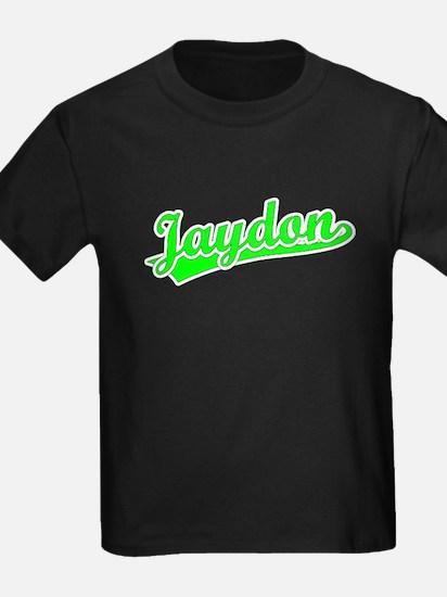 Retro Jaydon (Green) T