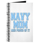 Navy Mom and Proud of it Journal