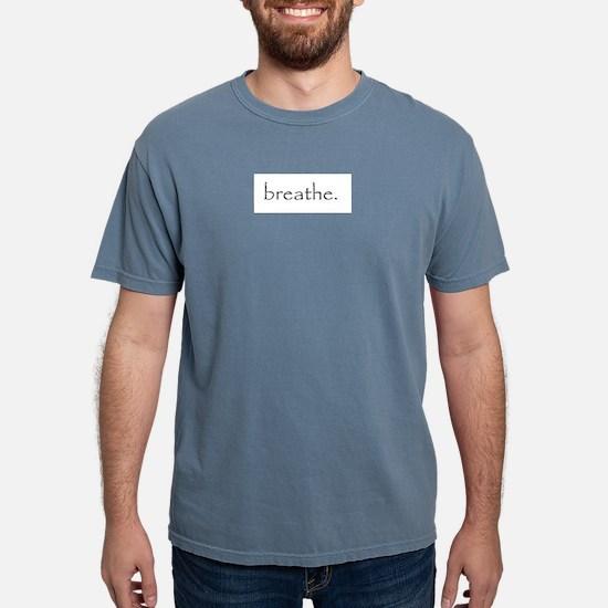So'Hum Ash Grey T-Shirt