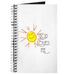 God Loves Me Journal