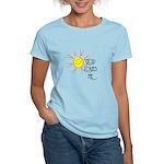 God Loves Me Women's Light T-Shirt