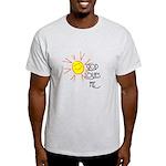 God Loves Me Light T-Shirt