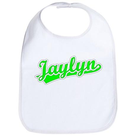 Retro Jaylyn (Green) Bib