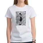 Black on Black Tracy Women's T-Shirt