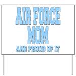Air Force Mom Yard Sign