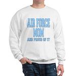 Air Force Mom Sweatshirt