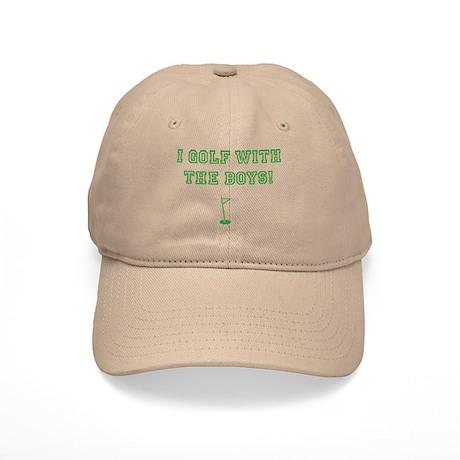 I Golf with the Boys - Baseball Cap