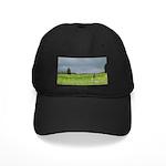 Mailbox and Field Scenic Black Cap