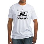 ConCONcon Staff Fitted T-Shirt