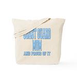 Coast Guard Mom Proud of it Tote Bag