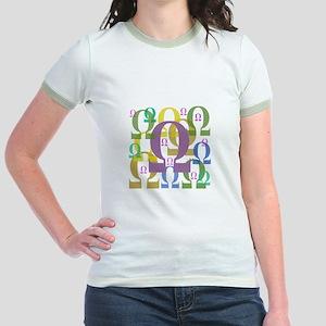 Omega Jr. Ringer T-Shirt
