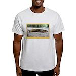 Banana Slug in Forest Light T-Shirt