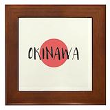 Okinawa Framed Tiles