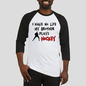 No Life Brother Baseball Jersey
