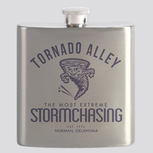 Tornado Alley Stormchasing Flask