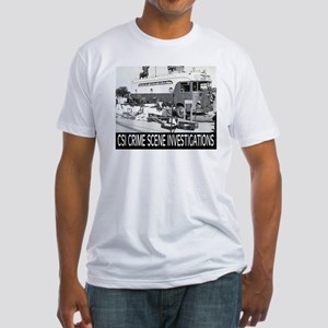 C.S.I. Illinois Fitted T-Shirt
