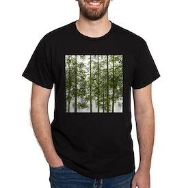 zen trees chinese bamboo T-Shirt