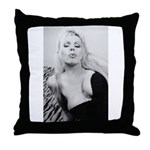 Kidnapped Throw Pillow