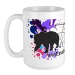 15 Oz Ceramic Large Mug - Bears Mugs