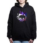 Women's Hooded Sweatshirt - Bear