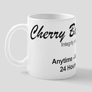 "Jackie Brown ""Cherry Bonds"" Mug"