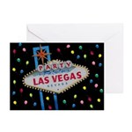 Las Vegas Party Cards 10