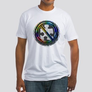 Unconfused Fitted T-Shirt