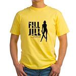 Fill Jill Yellow T-Shirt