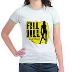 Fill Jill Jr. Ringer T-Shirt
