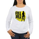 Fill Jill Women's Long Sleeve T-Shirt