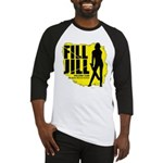 Fill Jill Baseball Jersey