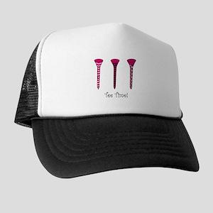 Tee Time! Trucker Hat