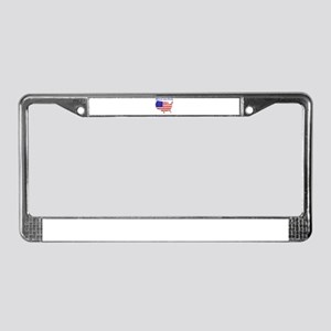 BILL FOR FIRST LADY License Plate Frame