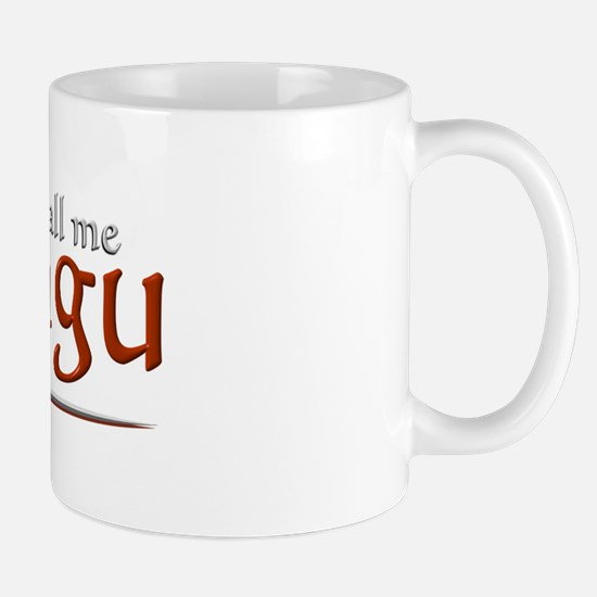 Just Call Me M'lungu - Mug