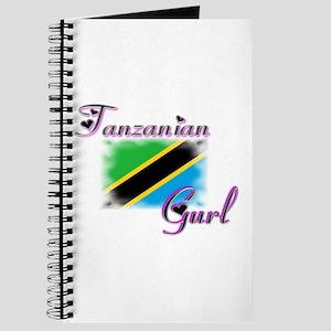 Tanzanian Gurl - Journal