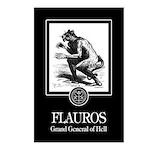 Flauros Postcards (Package of 8)