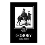 Gomory Postcards (Package of 8)