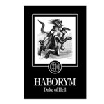 Haborym Postcards (Package of 8)