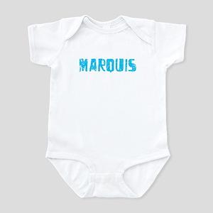 Marquis Faded (Blue) Infant Bodysuit