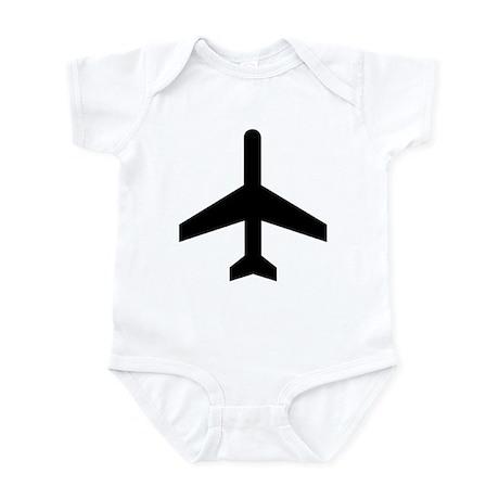 Air Transportation Infant Bodysuit