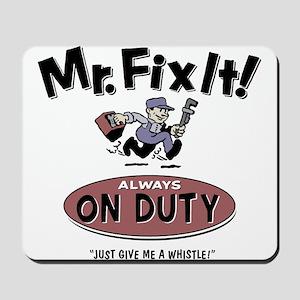 On Duty Mousepad