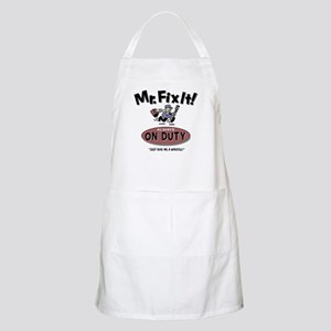 On Duty BBQ Apron