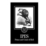 Ipes Postcards (Package of 8)