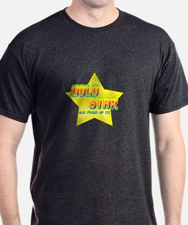 Gold Star Pride T-Shirt