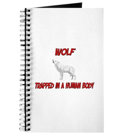 Wolf trapped in a human body Journal